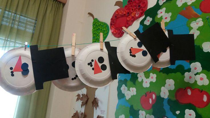 Χιονάνθρωπος!