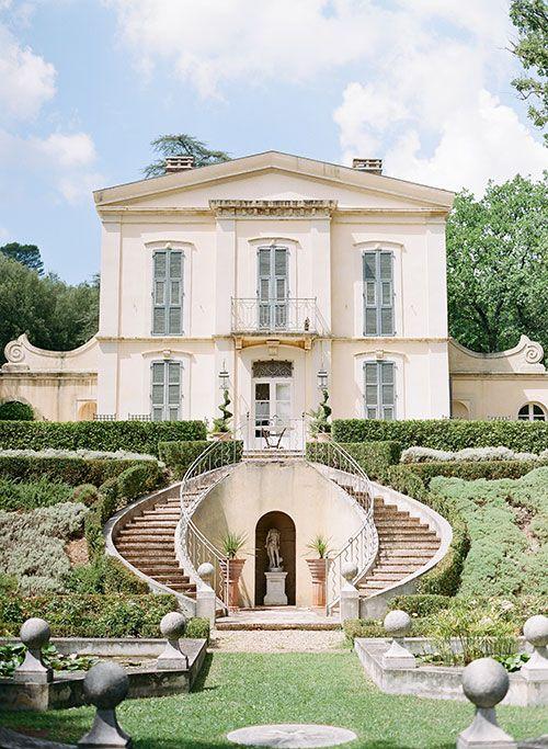 Provence, France Wedding Venue Exterior | Brides.com