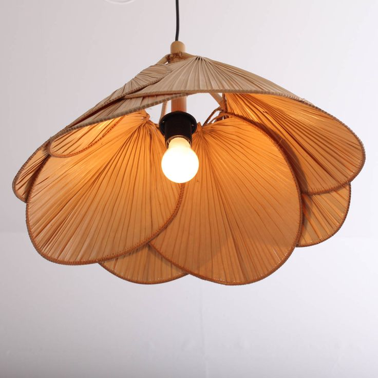 Ingo Maurer Uchiwa Pendant Lamp image 3