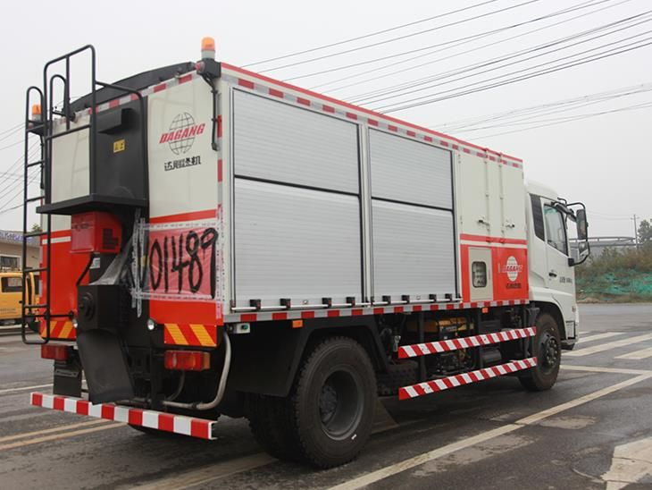 Main Features 1 High Heating Efficiency Energy Conservation And Environmental Protection 2 Hma Material Heating Trucks Asphalt Pavement Road Construction