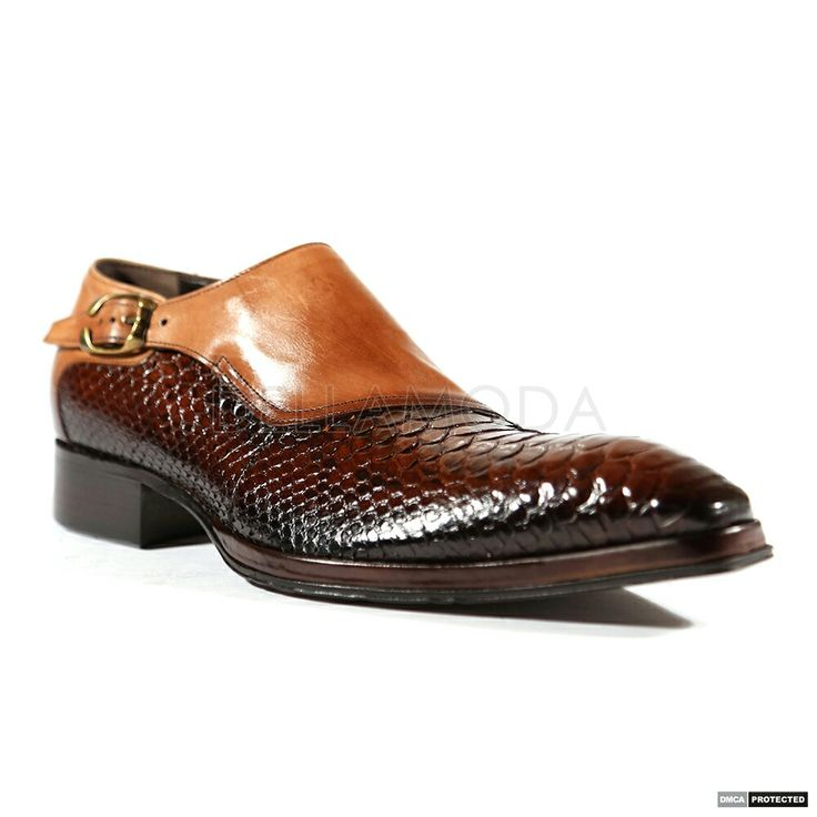 Jo Ghost Mens Italian Diver Brown Loafers Material: Leather Hardware:  Antique Gold Color: Brown Outer Sole: Leather Comes with Original box and  dustbag.