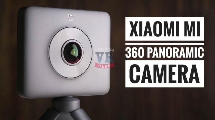 Продолжаем публиковать доступные камеры 360° и аксессуары. 📹Xiaomi Mi 360° Panoramic Camera - 360-градусная камера за $245  Уже прошло то время, когда для любительской записи 360-видео требовалось закрепить десяток GoPro на странном креплении. Сейчас подобные устройства легко помещаются в карман и сопоставимы по размеру с обычными экшн-камерами. Единственное, что может смутить обычного пользователя, это их цена. И тут вступает в игру компания Xiaomi со своей новой доступной камерой Mi 360°…