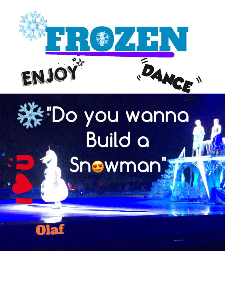 #disneyonice #frozen was the best show on ice.  Olaf, Elsa, Anna and the crew brought to life by awesome ice skaters.  #capture the #childrens' excitement with #babystudiopro