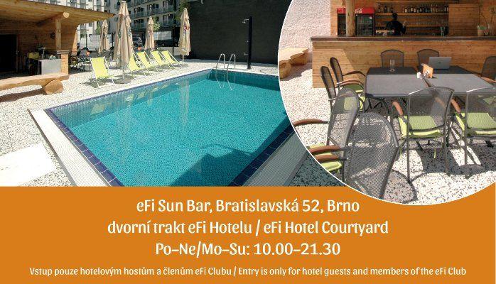 eFi Palace Hotel Brno
