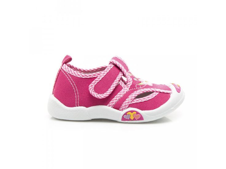 Detské ružové topánky Milica