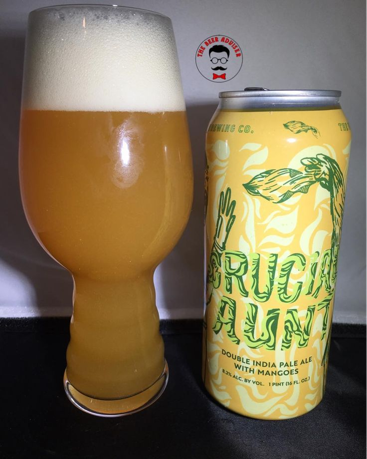 @theveilbrewing Crucial Taunt do you live in Richmond Virginia?  No?  I don't either so this beer name is perfect because the fact I can't drink @theveilbrewing beers everyday isn't a good thing...Crucial Taunt is super hazy dank and just hops on hops on hops.  Mango?  I mean come on..go ahead slap me citrusy?  Go ahead make fun of me thick fruitiness?  Yes that's what she said....                 #thebeeradviser #beeradviser #beer #bier #birra #cerveza #ipa #veil #tbt #throwback…
