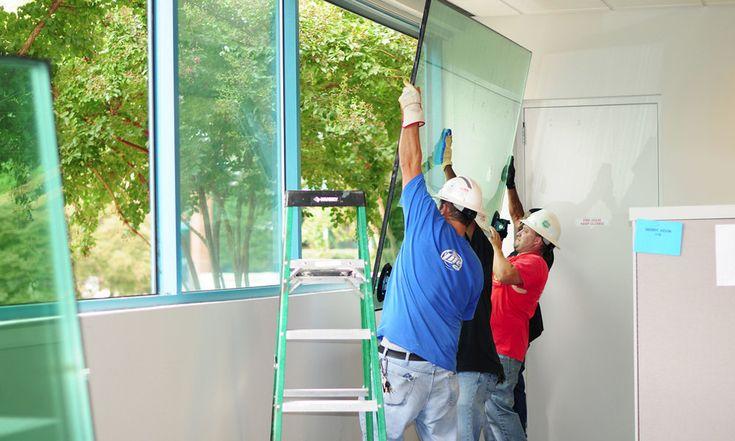 glass repairs Adelaide