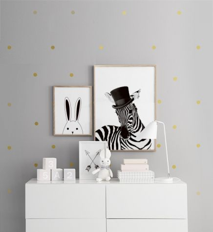 Inspiration for your children's room. We have cute prints for good prices online. www.desenio.co.uk