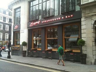 Sophie's Steakhouse, Covent Garden, London