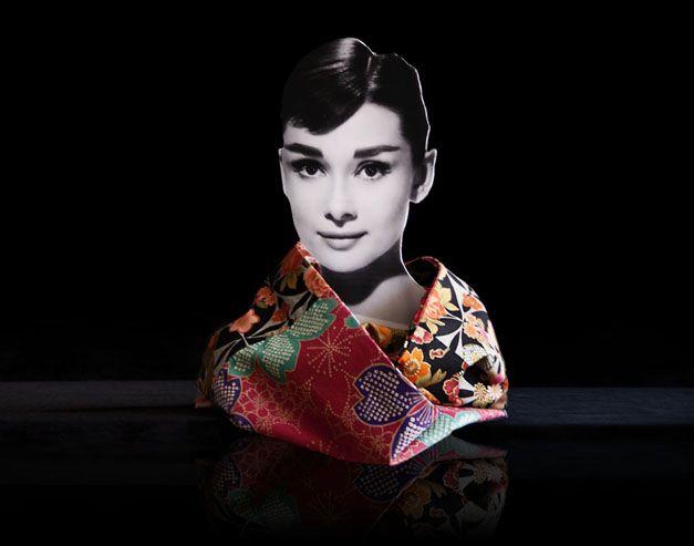 INFINITY de IRUI. Defiendete del frio de la forma más original. Telas japonesas y 100% handmade