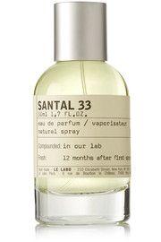 Le LaboSantal 33 - Eau de Parfum, 50ml