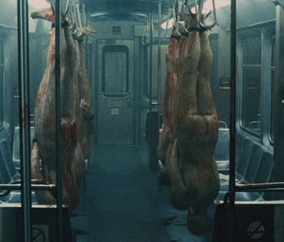2. The Midnight Meat Train (2008)