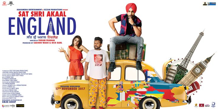 Sat Shri Akaal England Full Movie Watch Online Free After Nikka Zaildar 2, Ammy Virk releases the official trailer of his upcoming Punjabi movie..
