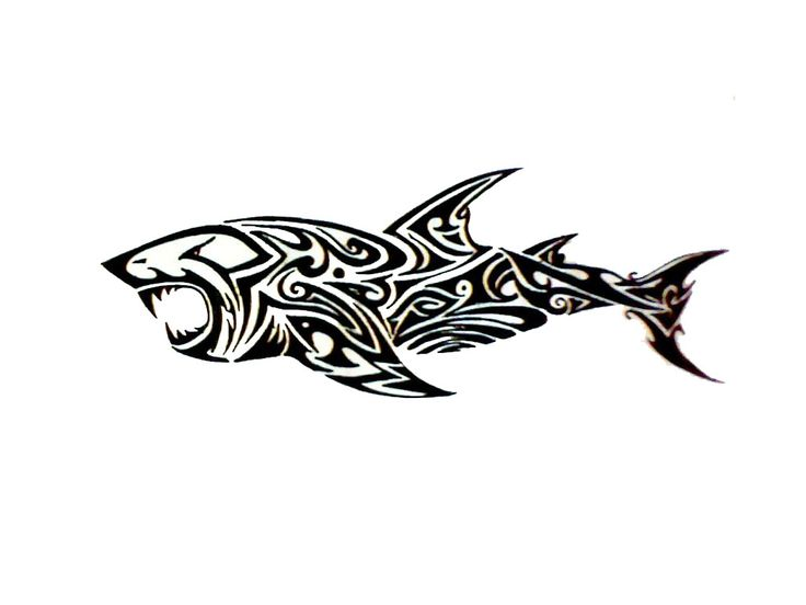 Hawaiian Tribal Tattoos Symbol Meanings | Tribal Shark Tattoos – Designs and Ideas