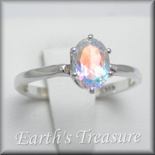 Unique Engagement Ring Wedding By MysticTopazJewelry