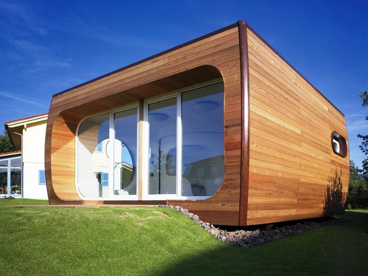 Фото: Архитектурное чудо: таким будет дом будущего через 25 лет (Фото)