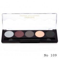 Golden Rose professional palette eyeshadow No. 109