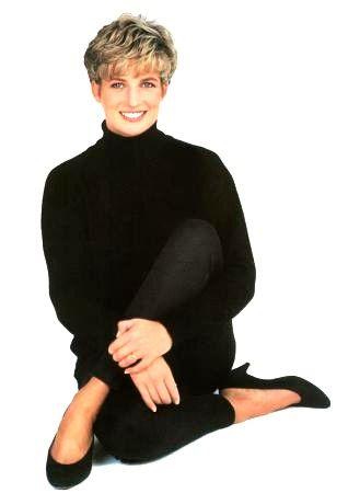 HRH Princess Diana (Royal Celebrity)