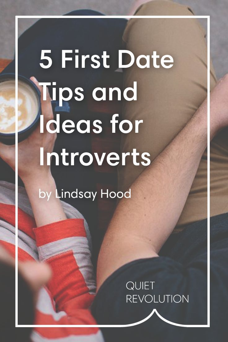 5 simple ways introverts can prepare for the dreaded first date.