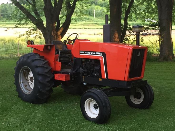 Allis-Chalmers 6060 Tractor