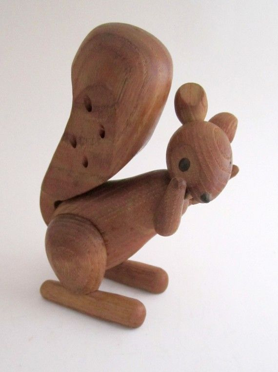 Bojesen-like squirrel, but really made in Japan -- my latest 'must have'