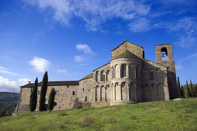 Pieve di San Pietro Epoca: X secolo Stile: Romanico Luogo:Pratovecchio, Arezzo