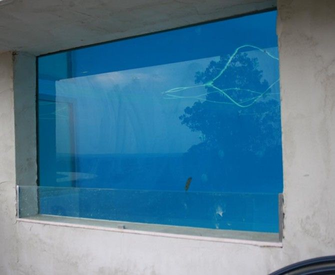 Glass Pool Windows - Gold Coast and Brisbane - Voodoo Glass