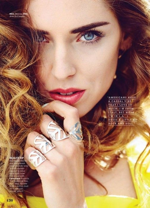 Прямые брови: когда это красиво. Чиара Феррагни в Cosmopolitan Magazine http://be-ba-bu.ru/interesno/fashion/pryamye-brovi-kogda-eto-krasivo-chiara-ferragni-v-cosmopolitan-magazine.html