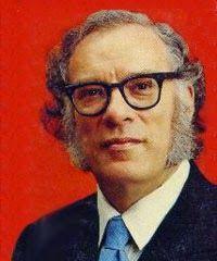 Литературные записки: 95 лет назад родился писатель-фантаст Айзек Азимов...