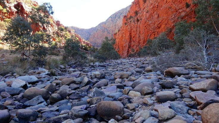 Ormiston gorge, West MacDonald Ranges