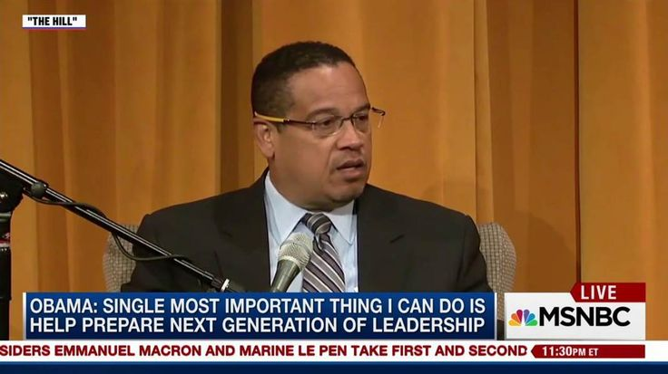 MSNBC's Nicolle Wallace, sitting in for Brian Williams, discusses the criticism Pres. Obama is receiving from fellow Democrat Rep. Keith Ellison. Nicolle and the political panel discuss.