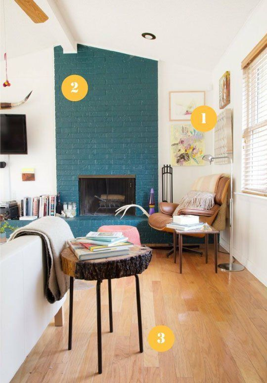 DIY the Style:  Projects Inspired by Laura & Ray's Art-Filled Austin Home