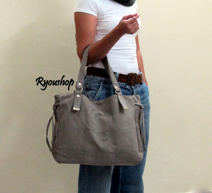FREE Express Shipping // Patchwork in grey R1013 by ryoushop