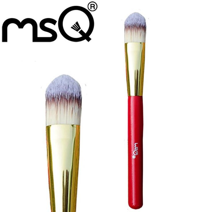 MSQ Brand Multi-Functional Professional Licuid Foundation Makeup Brush For Fashion Beauty Wholesale Cosmetic Tools