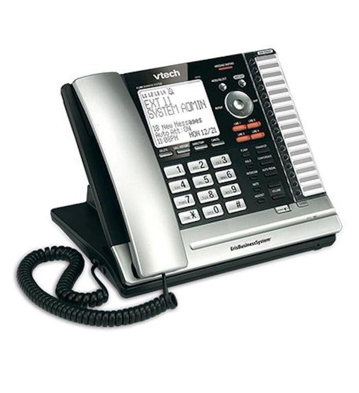 Vtech VT-UP416 ERIS Expandable 4 Line Business System Console #VTech