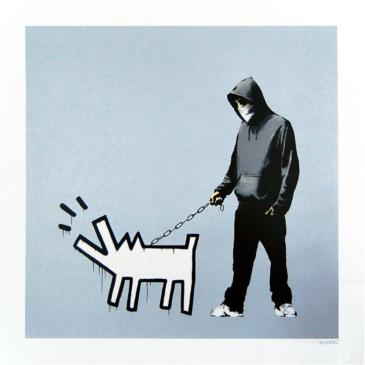 Banksy - Choose Your Weapon