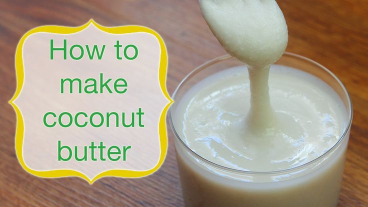 How To Make Coconut Butter - Raw Vegan Recipe by Live Love Raw