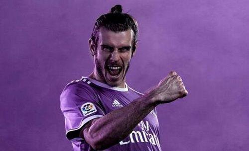 maillot Gareth Bale pas cher 2017