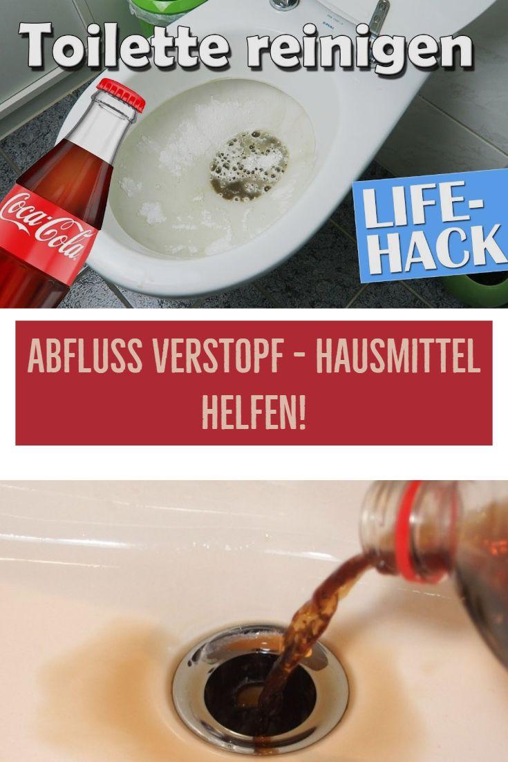 Abfluss Verstopf Hausmittel Helfen Hand Soap Bottle Soap