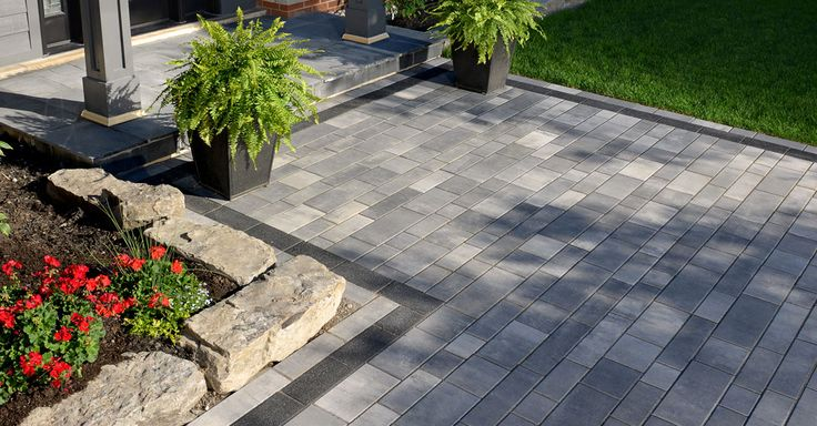 Artline 3 Color Blend Walkway With Il Campo 174 Dark