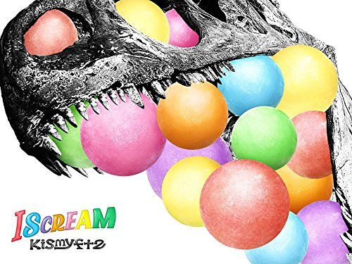 I SCREAM(CD+DVD)(初回生産限定 2cups盤)