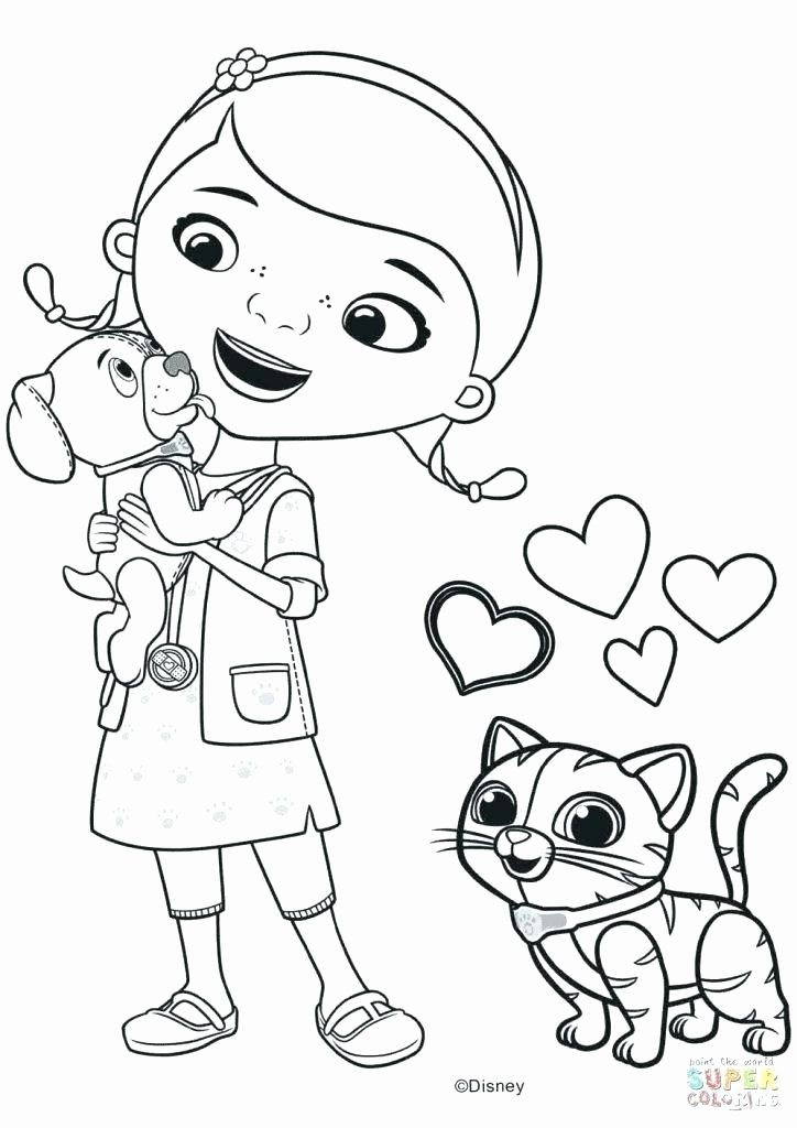 Doc Mcstuffins Coloring Book Luxury Wonderful Doc Mcstuffins Color Page Doc Coloring Pa Doc Mcstuffins Coloring Pages Disney Coloring Pages Free Coloring Pages