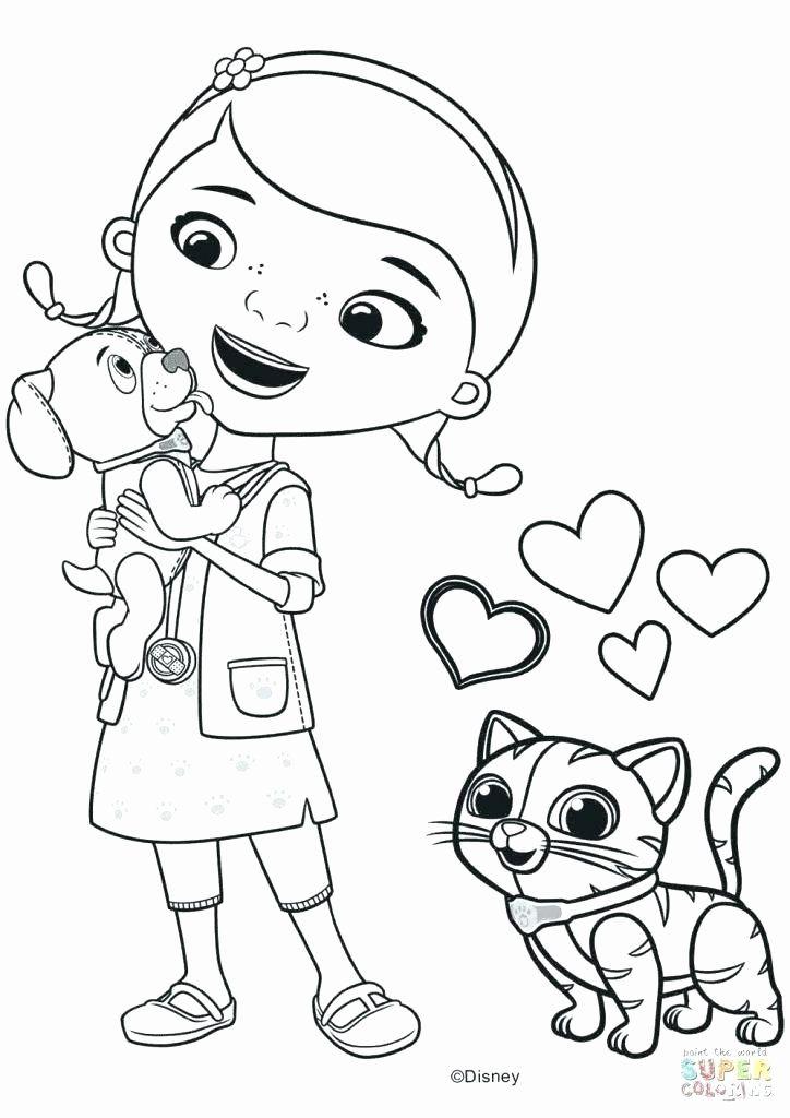 Coloring Pages Disney Junior Unique Wonderful Doc Mcstuffins Color Page Doc Coloring Pages In 2020 Doc Mcstuffins Coloring Pages Disney Coloring Pages Coloring Pages