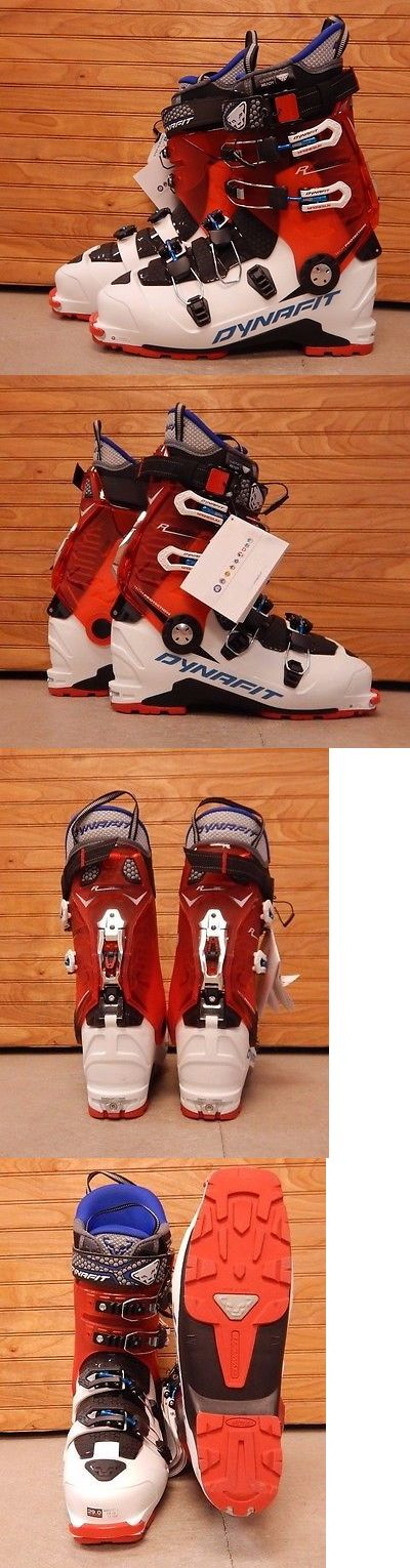 Ski Touring 104636: Dyanfit Men S Radical Cr Ski Boot Size: 29.0 Color: White Red Style#61411 -> BUY IT NOW ONLY: $399.97 on eBay!