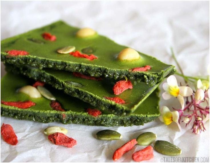 7 Healthy Matcha (Green Tea) Desserts