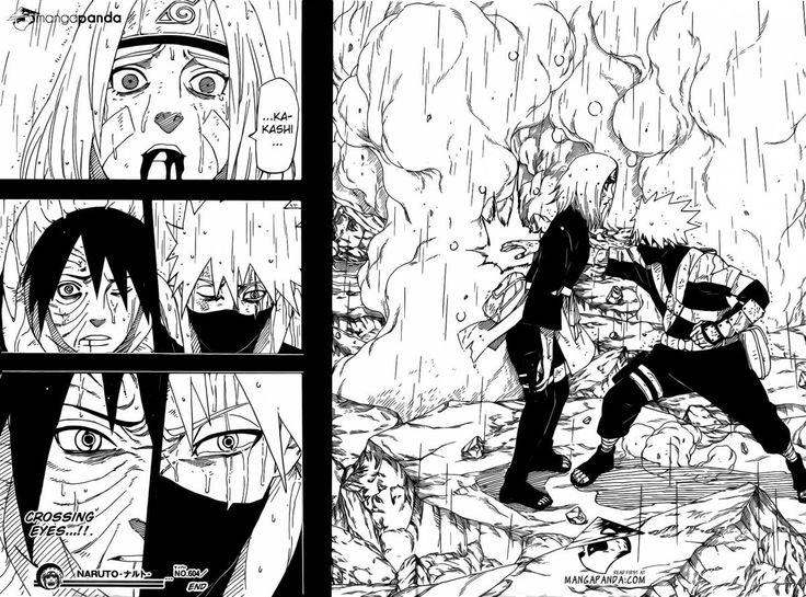 naruto shippuden manga city