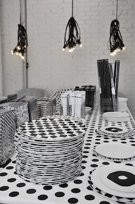 pop up store of Paola Navone in Milan
