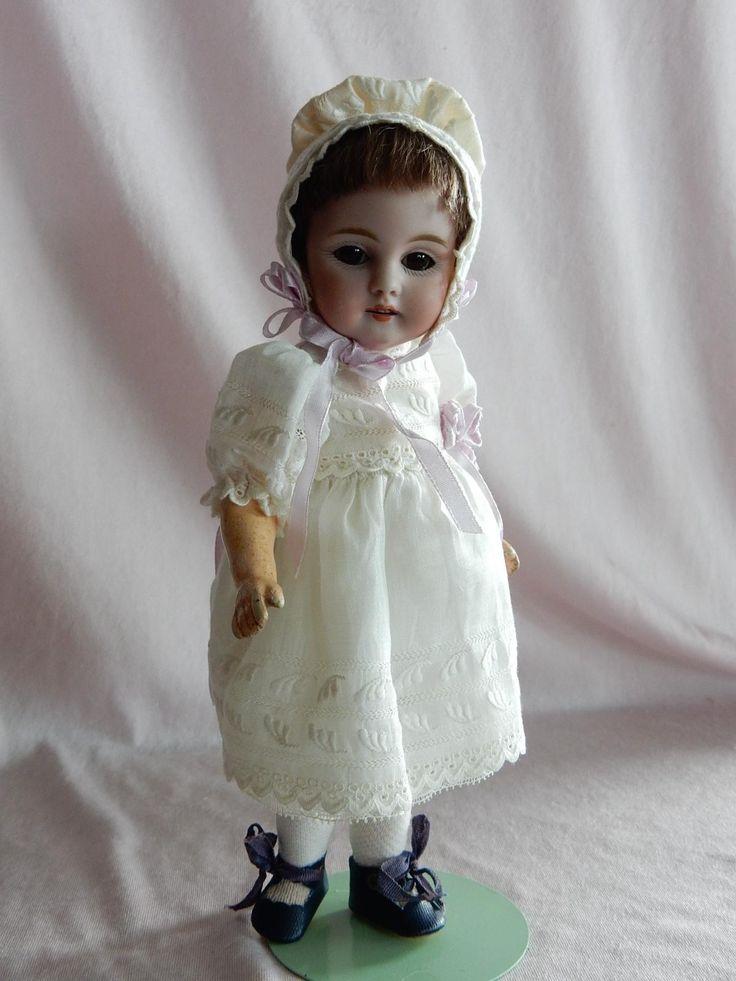 """DAINTY 9"""" Kestner 143 Toddler from gandtiques on Ruby Lane"""