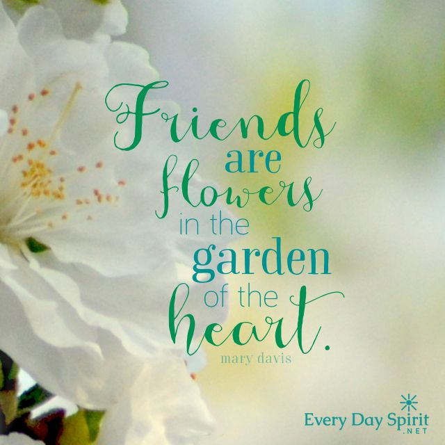 To those who make our path beautiful. #friends For the app ...