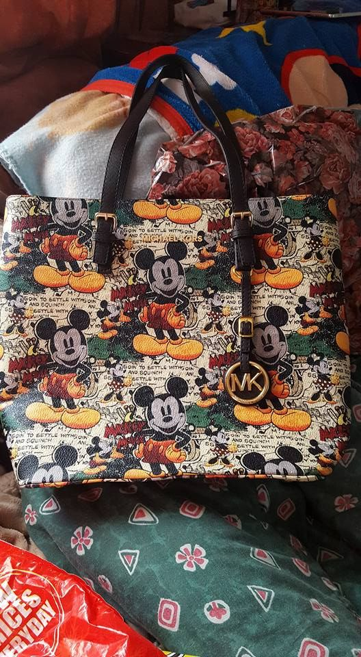 Did Disney And Michael Kors Release A Collection Overseas??